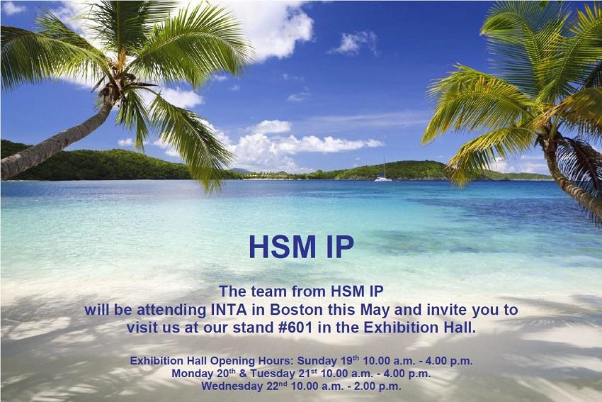 HSM IP at INTA Annual Meeting